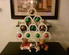 Horse Shoe Christmas Tree by SouthernAireDesigns on Etsy