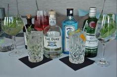Gin Tonic - Drinks