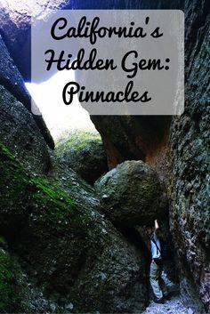 California's Hidden Gem: Pinnacles National Park