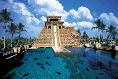 Atlantis hotel- the palm dubai