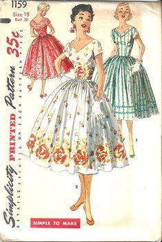 vintage mccalls pattern - Google Search