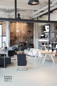 Renee Ars styling & photography Zitfabriek Strijp-S. The Netherlands