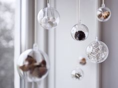 Ready-to-assemble ornaments