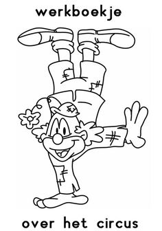 Coloring pages for kids to print - Clowns and circus coloring Le Clown, Circus Clown, Circus Theme, Circus Party, Circus Activities, Circus Crafts, Colouring Pages, Coloring Pages For Kids, Coloring Books