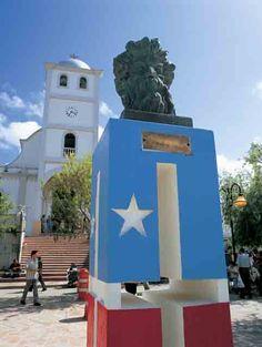 """Lares, Puerto Rico. """"El Grito de Lares"""" September 23"""