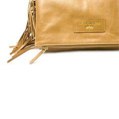 LIANA Handmade Leather Clutch