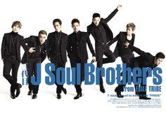 三代目 J Soul Brothersの人気曲ランキング | HARMONIC [ハーモニック]