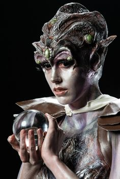 Lyma: Pixie | SPOTLIGHT CHALLENGE:  Characters must include: Ogre, Pixie, Faun, Troll, & Witch. Photo credit: Brett-Patrick Jenkins
