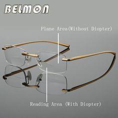 Best seller at FuzWeb - Eyewear Type: Reading GlassesItem Type: EyewearCoating: HMCBrand Name: BelmonLens Width: UnisexLenses Optical Attribute: Anti-ReflectiveModel Number: Color: ClearLens Height: Material: PolycarbonateFrame Material: Aluminum Wooden Sunglasses, Cool Sunglasses, Sunglasses Online, Sunglasses Women, Bifocal Glasses, Bifocal Reading Glasses, Reflective Models, Mens Glasses Frames, Eye Prescription
