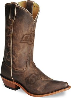 Women's Oklahoma State Boots