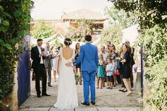 Wedding on the Costa Brava, Spain by Photographer Sara Lobla