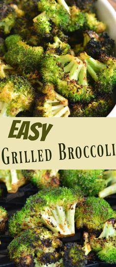 Healthy Sides, Healthy Side Dishes, Side Dishes Easy, Side Dish Recipes, Easy Dinner Recipes, Veggie Dishes, Grilling Recipes, Cooking Recipes, Chef Recipes