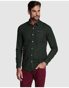 Camisa Regular de hombre Napapijri
