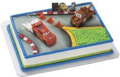 Disney's CARS Licensed Cake Topper DecoPac