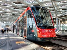 NETHERLANDS: The first Siemens Avenio tram for Den Haag entered passenger operation on November 2 on Route 2. Test running has also started on...