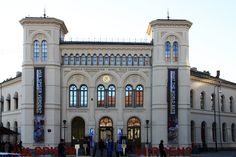 The Nobel Peace Center, Oslo, Norway - Travel Journal - Marcia Prentice