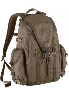 f1eacf8da877 Nike SFS Responder Backpack Tan Brown BA4886 222 New  Nike  Backpack Molle  Webbing