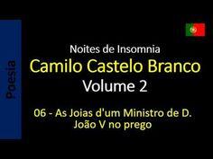Noites de Insomnia - 06 - As Joias d'um Ministro de D. João V no prego