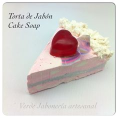 Torta de Jabón/ cake Soap