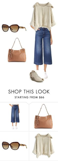 """LOve this sweater!"" by lisamomm on Polyvore featuring Madewell, Tory Burch, Chicwish and Fly LONDON"