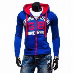 2016 New Arrival Mens Sport Hoody Sweatshirt - Cutting Edge Fashion