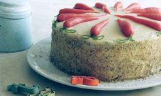 Carrot cake alias Mrkvový dort   KITCHENETTE