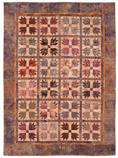 Bear's Paw quilt