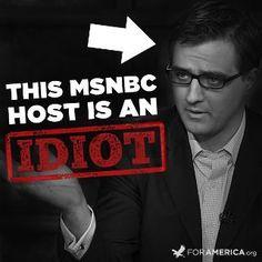 "Unbelievable! MSNBC host Chris Hayes is ""uncomfortable"" calling America's fallen service members ""heroes."""