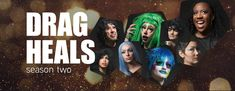 Each episode of #DragHeals season 2 introduces us to a new #drag artist as they craft a stage show from personal experiences. You can catch up on episodes on Amazon or Vimeo! Meet the cast that is sure to squeeze your heart in this #LGBTQ #documentary #series. Stage Show, My World, Season 2, Documentary, Tv Series, It Cast, Healing, Meet, Amazon