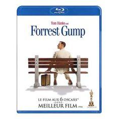 Forrest Gump - Blu-Ray Forrest Gump, Dvd Blu Ray, Film, Movie, Films, Film Stock, Film Books, Movies