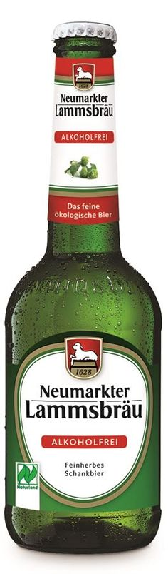 Piwo bezalkoholowe Bio, 330 ml - Neumarkter Lammsbräu