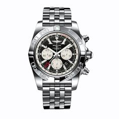 #Breitling Chronomat GMT Stainless Steel #Watch