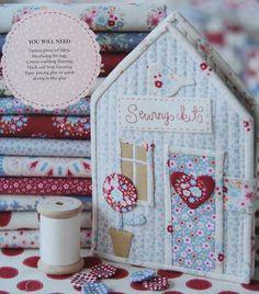 Tilda's toy Box швейный домик набор