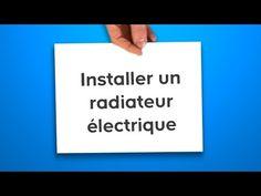 Installer un radiateur électrique Dalle Bois, Terrasse Bois, Plafond  Autoportant, Dalles, Enduit 6fe0b66a88b8