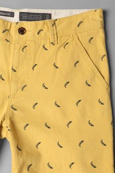 Hawkings McGill Banana Cutoff Chino Short