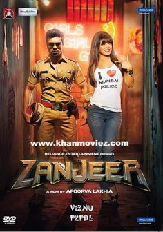 Watch Zanjeer (2013) Hindi Full Movie Online Free