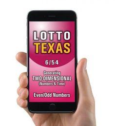 texas lotto lottery algorithm