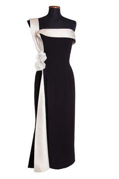 Cocktail dress for for actress Elizabeth Taylor — Google Arts & Culture