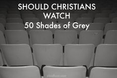 I have read a lot of stuff about the 50 Shades of Grey movie that is coming out; why you shouldn't see it, why it's ok to go see it … I didn't read the books when they came out, and to be honest I was a little shocked by the people who were.