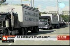 Gobierno Dominicano da finalizada la ayuda humanitaria al hermano país de Haití