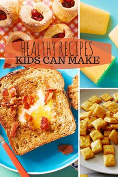 10 Healthy Recipes Kids Can Make