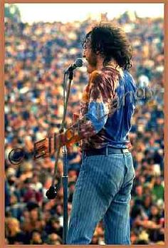 Joe Cocker, Woodstock 69