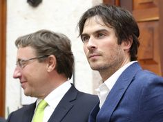 Ian Somerhalder named Goodwill Ambassador for World Environment Day 2014