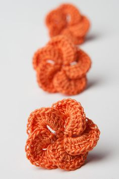 Crochet Hibiscus Flower ~ Pretty!