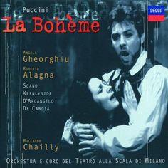 Puccini-La Boheme DOUBLE CD