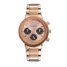 VICEROY Unisex Oro Rosa 47642-95 #relojes #viceroy