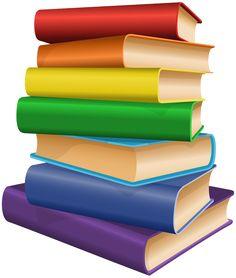 Books Clip Art PNG Image