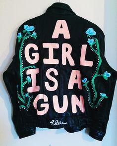 """""""New jacket!  #elizabethilsley"""""""