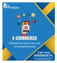 Unicom Advertising: Advertising Agency in India Email Marketing, Internet Marketing, Social Media Marketing, Digital Marketing, Brand Advertising, Web Development, Ecommerce, Seo, Website