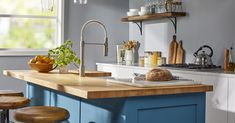 7 Timeless Paint Colors You Will Never Regret — Real Simple Kitchen Paint Colors, Interior Paint Colors, Paint Colors For Home, House Colors, Paint Colours, Room Colors, Wall Colors, Real Simple, House Painting